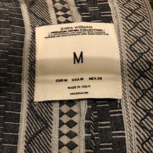 Zara Sweaters - Zara Bohemian Cardigan with intricate detail